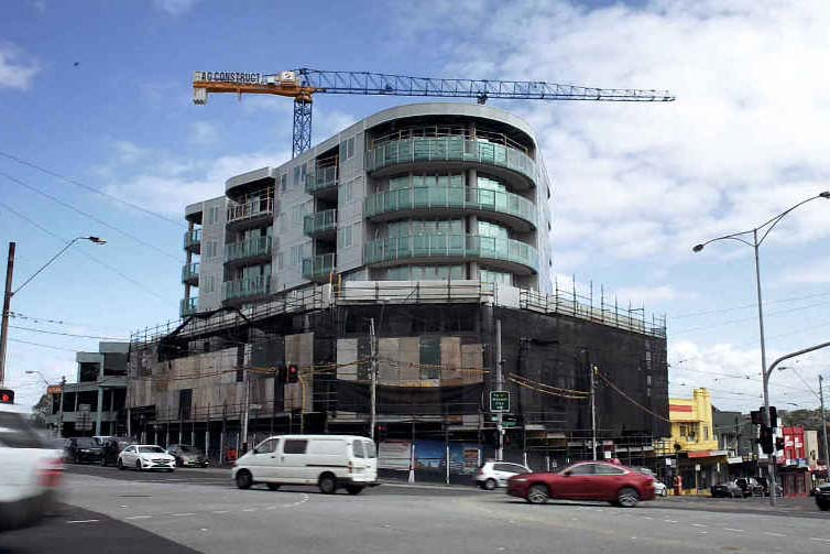 AG Construct team in action on apartment construction projects around Melbourne