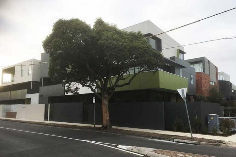 Practical completion of 15 apartment development at Lillimur Road, Ormond
